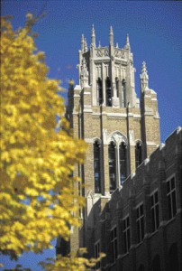 Marquette Hall Tower